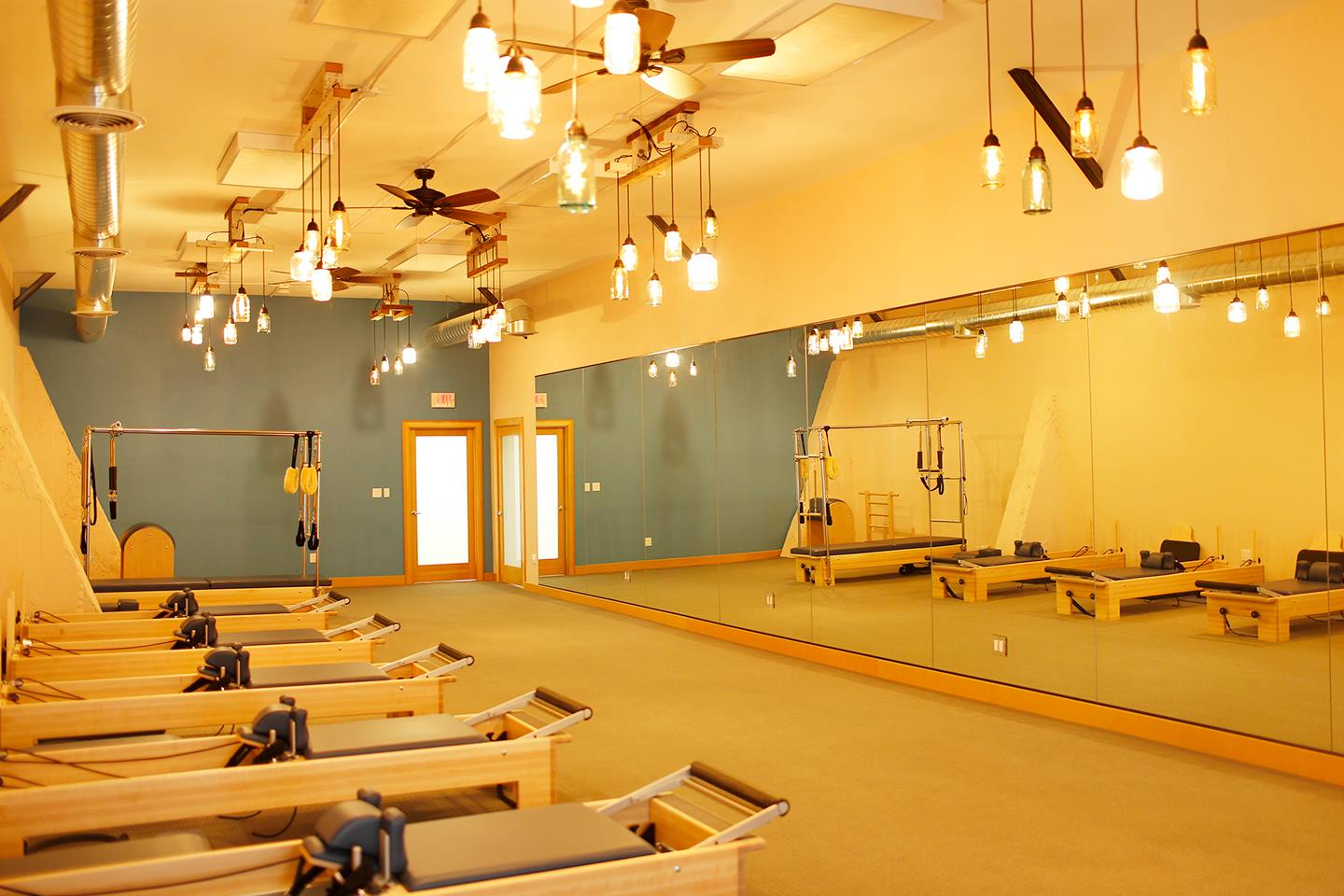 Spacious Pilates studio in Silver Lake