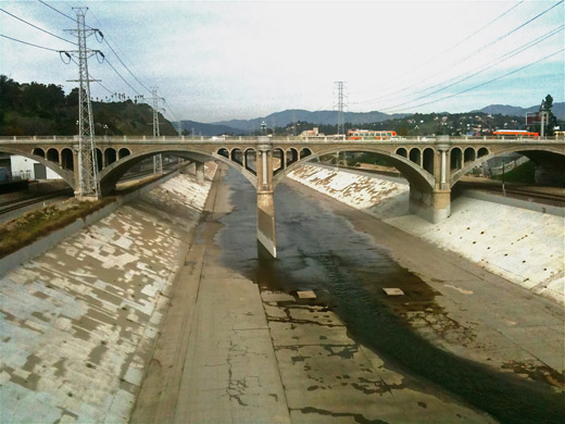 New construction plans for the L.A. River will cost over $1 Billion