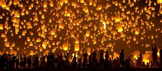 Rise Lantern Festival is Coming Next Month to the Mojave Desert