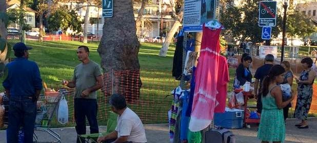 Echo Park Lake Vendors Under Pressure