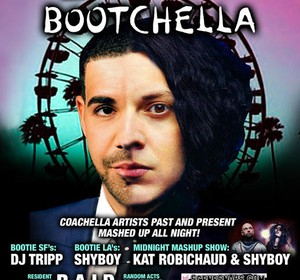 Can't make it to Coachella this year? Bootie LA  at The Echo has come to the rescue!