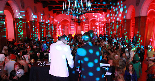 2015 Great Gatsby Party @ The Park Plaza Hotel