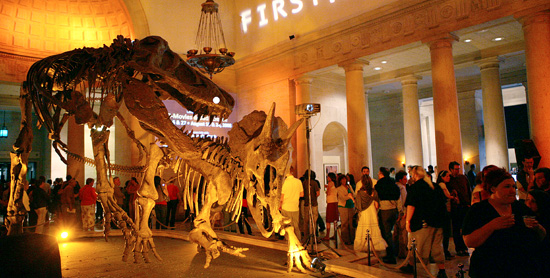 LA's Natural History Museum's First Friday Series Closes for the Season